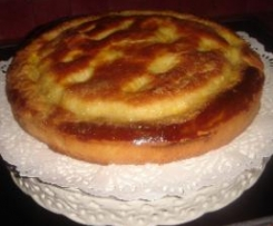 galette bressane citronnée  de josy de lyon