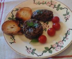MORCILLA ( boudin Espagnol ) Végétarien