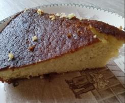 Gâteau à la confiture intégrée