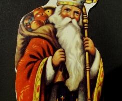 St Nicolas en pain dépices,trop bon et trop facile réaliser. Tradition Lorraine fêtée le 6 décembre