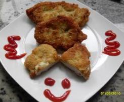 Blanc de poulet à la béchamel (recette d'Ana Sevilla forum Thermomix espagnol)