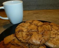 Cookies pépites de chocolat Façon délice