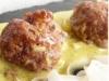 Boulettes de viande en sauce