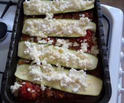 lasagne aux courgettes