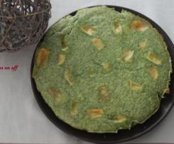 Cake Courgettes Chevre Thermomix Tm
