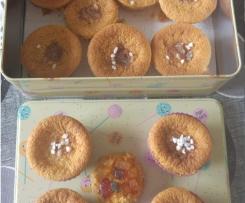 gâteaux moelleux aux fruits confits