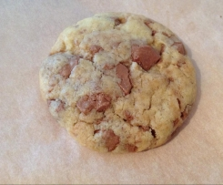 Cookies juste moelleux au chocolat Milka