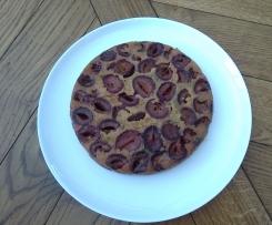 Namandier renversé aux prunes