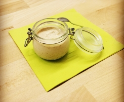 Crème dessert au tofu soyeux