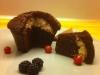 Brownie marbré coco