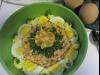 Salade créole carottes-coco