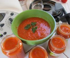 Coulis de tomates au paprika