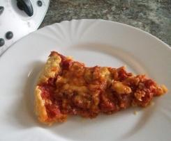 Tarte à la tomate/fromage raclette