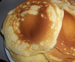 Pancakes petit dej du dimanche matin