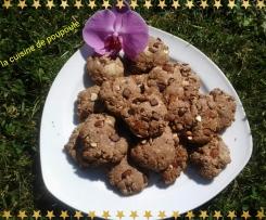 Cookies Vegan aux flocons d'avoine