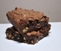 Brownies aux noix et noisettes