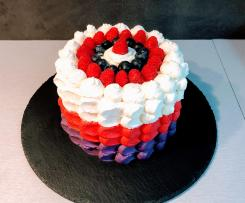 Layer cake de Savoie