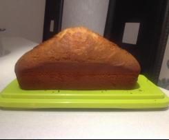 Gâteau au yaourt d'antan