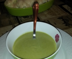 soupe radis rave choux