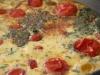 Flan de tomates/jambon
