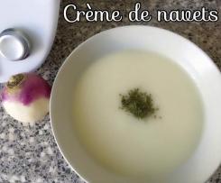 Crème de navet