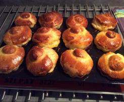 Briochettes du boulanger