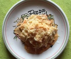 Blettes à la tomate et au fromage