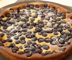 """Tarte sablée pur beurre mascarpone/ vanille/fruits (Recette """"épate belle-maman"""")"""