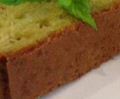 Cake olives tomates séchées
