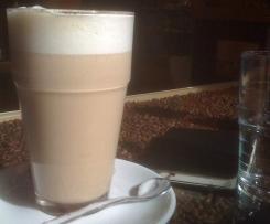 Thé chaï latte