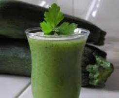 soupe verte complète (adaptée de Elle à table)