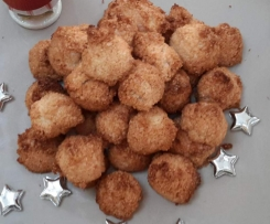 petits rocher amandes noix de coco