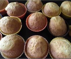 Muffins de la Sainte-Lucie