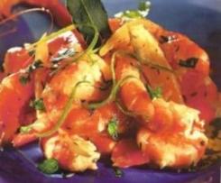 Crevettes créoles