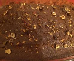 Carotte cake du sportif