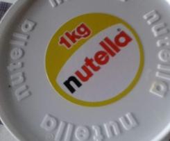 cookies fondant coeur Nutella