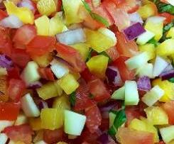 salade du fainéant