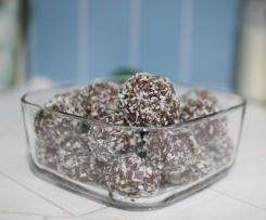 Bouchées énergisantes (sans gluten, sans PLVs, sans sucre ajouté)