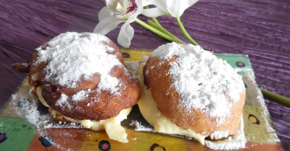 Boules de berlin par folklore1984 une recette de fan retrouver dans la cat gorie desserts - Recette boule de berlin moelleuse ...
