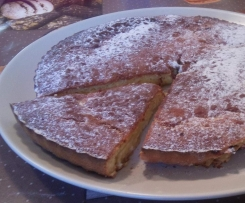 Gâteau normand Weight Watcher