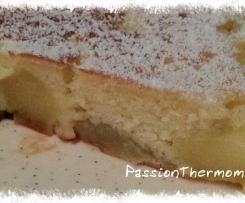 Gâteau aux fruits, à la poêle !