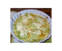 Fleurs de courgettes jambon mozzarella