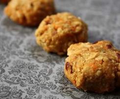 Variante de carrot cookies