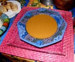 La véritable soupe de poissons méditeranéenne  de josy de Lyon