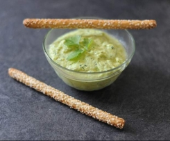 Tartinade de courgettes