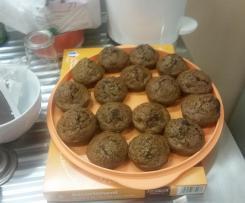Muffins chocolat poire