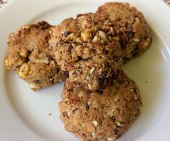 Cookies aux amandes et à l'okara