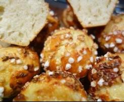 Petites brioches à l'huile de Ch. MICHALAK sans beurre