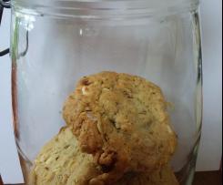 Oatmeal cookies (sans lactose)