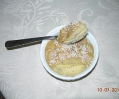 petite crème à la banane